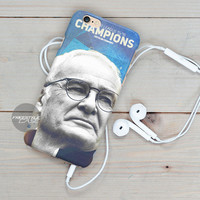 Claudio Ranieri Leicester City iPhone Case Cover Series