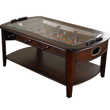 Chicago Gaming Signature Coffee Foosball Table