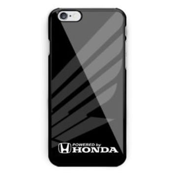 New Honda Powered Racing Team For iPhone 6 6s 7 8 X Plus Hard Plastic Case