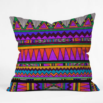 Kris Tate Cotzal 1 Throw Pillow