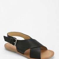 Dirty Laundry Beatbox Crisscross Sandal - Urban Outfitters