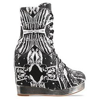 Jeffrey Campbell X BlackMilk Back Off in Sick Of Men at Solestruck.com