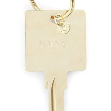 The Giving Keys Hope Hotel Key Pendant | Nordstrom