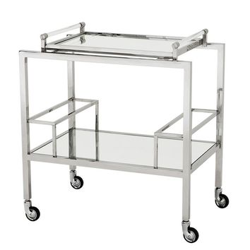 Wheeled Bar Cart | Eichholtz Majestic