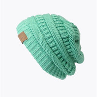 Kova C.C. Knitted Beanie - (9 Colors to choose from)