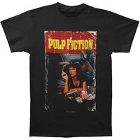 Pulp Fiction Men's  Pulp Fiction T-shirt Black