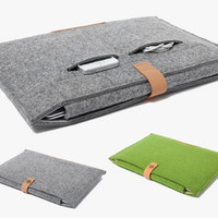 Topsale New Notebook Laptop sleeve for Macbook Air/Pro Case Cover 11 12 13 Inch Computer Bag Laptop Bag Best Price