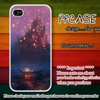 Tangled and Lanterns Case For Iphone 44s 5 Samsung S2S3S4 by pfcase on Zibbet