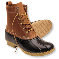"Men's Bean Boots by L.L.Bean, 8"": Winter Boots 