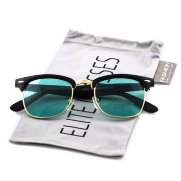 Elite Vintage Retro Master style Men women Fashion Sunglasses NEW