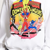 Power Rangers Graphic Pullover