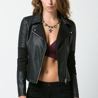 Leather PU JAcket