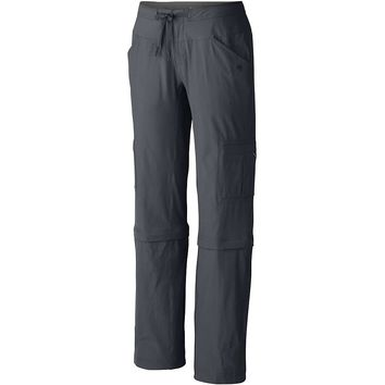 Mountain Hardwear Yuma II Convertible Pant - Women's