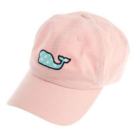 Polka Dot Whale Baseball Hat – Vineyard Vines
