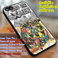 Giant Size X Men Hulk iPhone 6s 6 6s+ 6plus Cases Samsung Galaxy s5 s6 Edge+ NOTE 5 4 3 #movie #disney #animated #marvel #comic #superheroes dl3