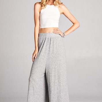 Wide Legged Pants Bottom