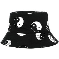 ALL OVER YIN YANG BUCKET HAT
