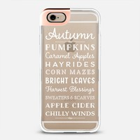 Autumn 03 iPhone 6 case by Noonday Design | Casetify
