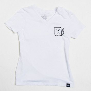 Carl The Cat Women's Tee