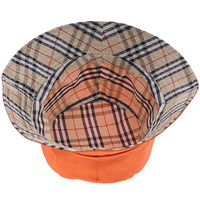 Orange Candy Color Fisherman Bucket Hat