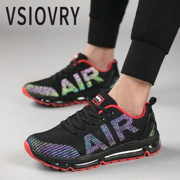 Breathable Air Cushion Soft Unisex Trainers