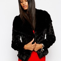 Lipsy Faux Fur Coat