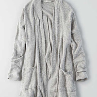 AEO FEATHER LIGHT PLUSH CARDIGAN