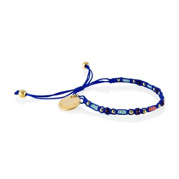 Friendship Bracelet (blue)