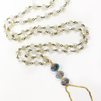 Around The Bend Necklace