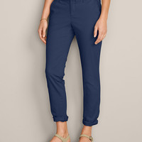 Boyfriend Stretch Legend Wash Pants | Eddie Bauer