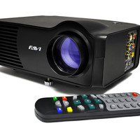 FAVI LCD Portable Projector (RioHD-LED-3)