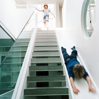 This is Just Awesome: Spiral Staircase Slide | Hatch: The Design Public® Blog