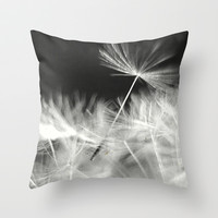 The Dance begins Throw Pillow by KunstFabrik_StaticMovement Manu Jobst | Society6