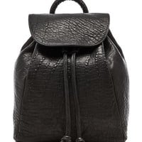 MR. Parker Backpack in Black