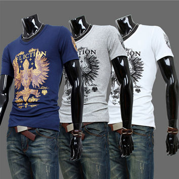 Slim Fit Designer Tee