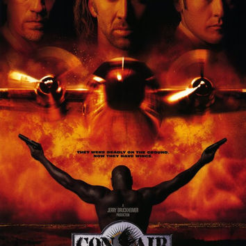 Con Air 11x17 Movie Poster (1997)