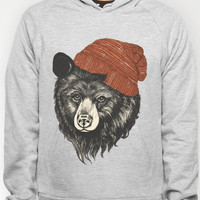 zissou the bear Hoody by Laura Graves | Society6