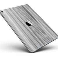 """Textured Gray Dyed Surface Full Body Skin for the iPad Pro (12.9"""" or 9.7"""" available)"""
