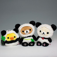 Rilakkuma Panda Plush Assorted