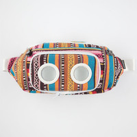 Jammypack Pow-Wow Speaker Fanny Pack Multi One Size For Men 25264995701