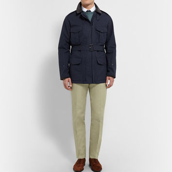 Kingsman - Cotton-Ventile Field Jacket | MR PORTER