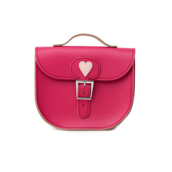 Jazzy With Love Leather Bag