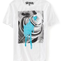 Spray Paint Graphic T