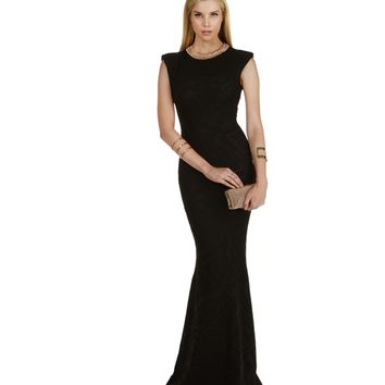 Lauren-black Homecoming Dress