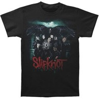 Slipknot Crow 2015 World Tour T-shirt - Slipknot - S - Artists/Groups - Rockabilia