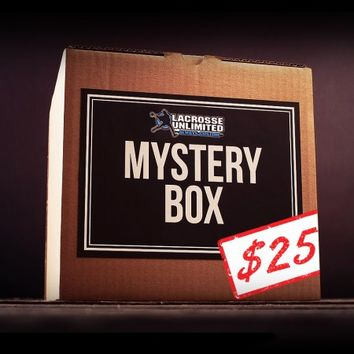$25 Mystery Box Men | Lacrosse Unlimited