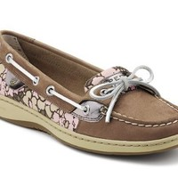 Sperry Women's Angelfish, Greige/Pink Floral-10