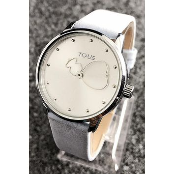 TOUS Woman Men Fashion Quartz Classic Wristwatch Watch