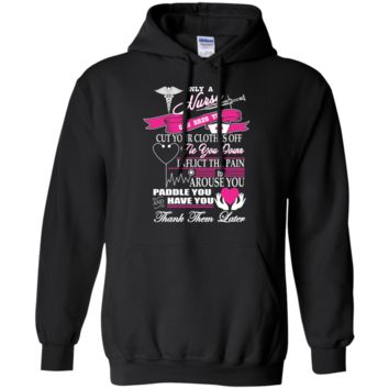 only a nurse can drug you cut your clothes t T-Shirt