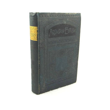 The Poetical Works of Thomas Moore from 1880
